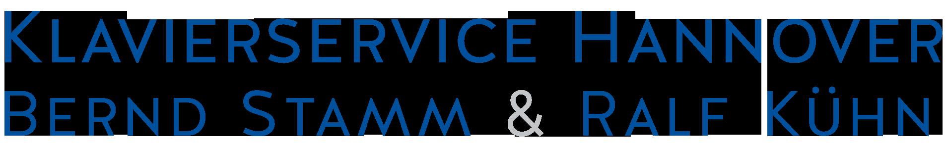 Klavierservice Hannover Ralf Kühn & Bernd Stamm Logo